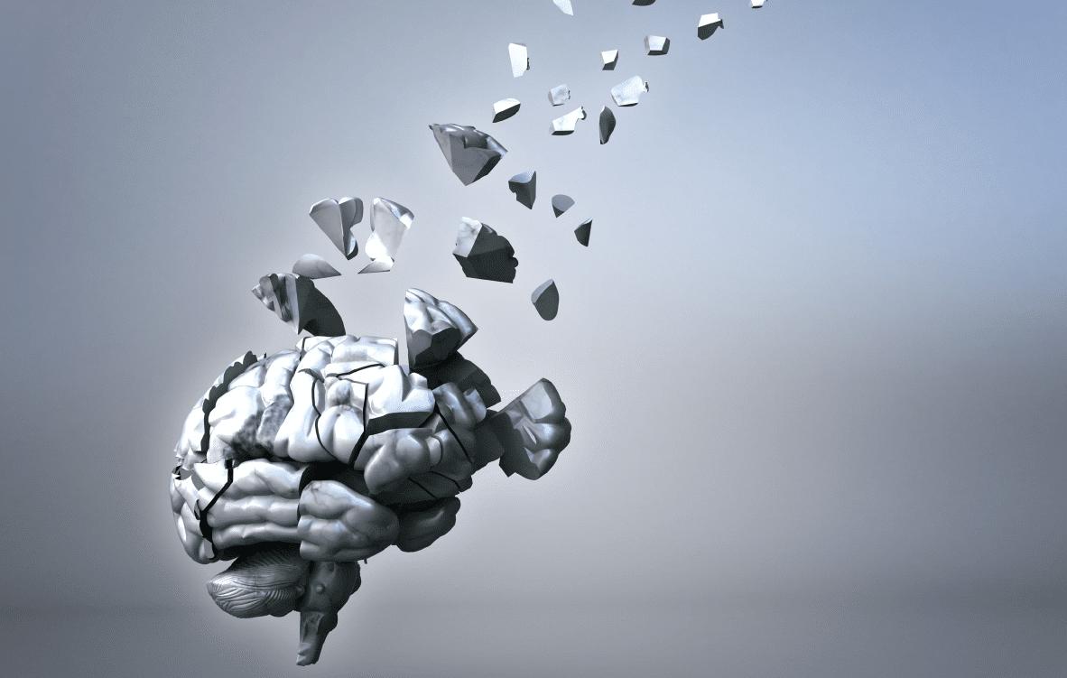 brain shattering